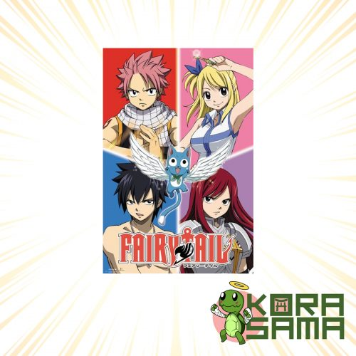 Poster – fAIRY TAIL