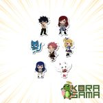 Fairy Tail Sticker Set
